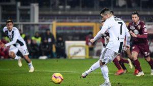 Torino Vs Juventus : Cristiano Ronaldo Kembali Menjadi Penyelamat
