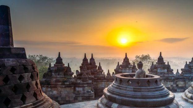 Tahun 2019, Candi Borobudur Sediakan Jalur Khusus Bagi Penyandang Disabilitas