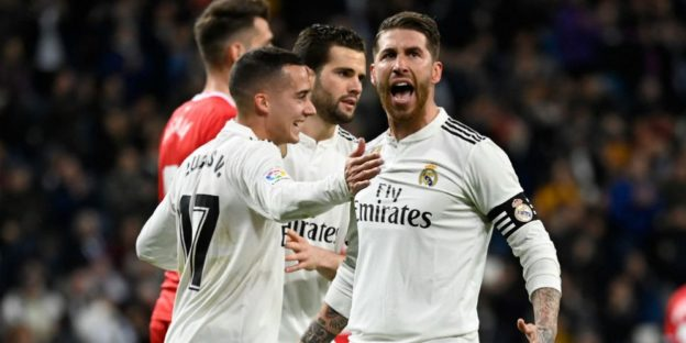 Hasil Pertandingan Real Madrid Vs Girona : Madrid Menang 4-2