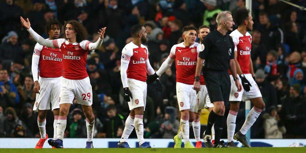Manchester City Bangkit Kembali Dan Menang Atas Arsenal