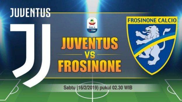 Prediksi Juventus Vs Frosinone : Frosinone Memiliki Kesempatan Menang