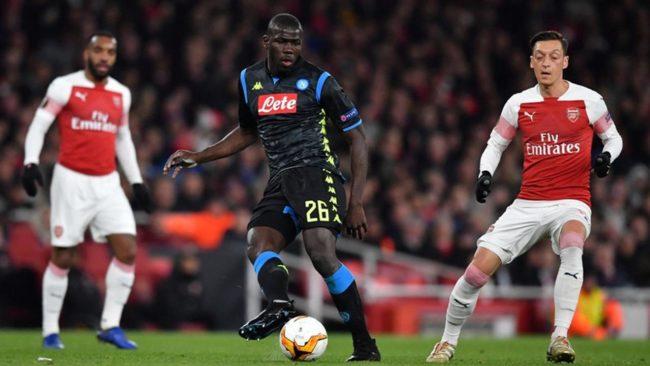 Arsenal akan menindaklanjuti investigasi mengenai masalah terkait ejekan rasialis yang dilakukan oleh para suporternya kepada, Kalidou Koulibaly