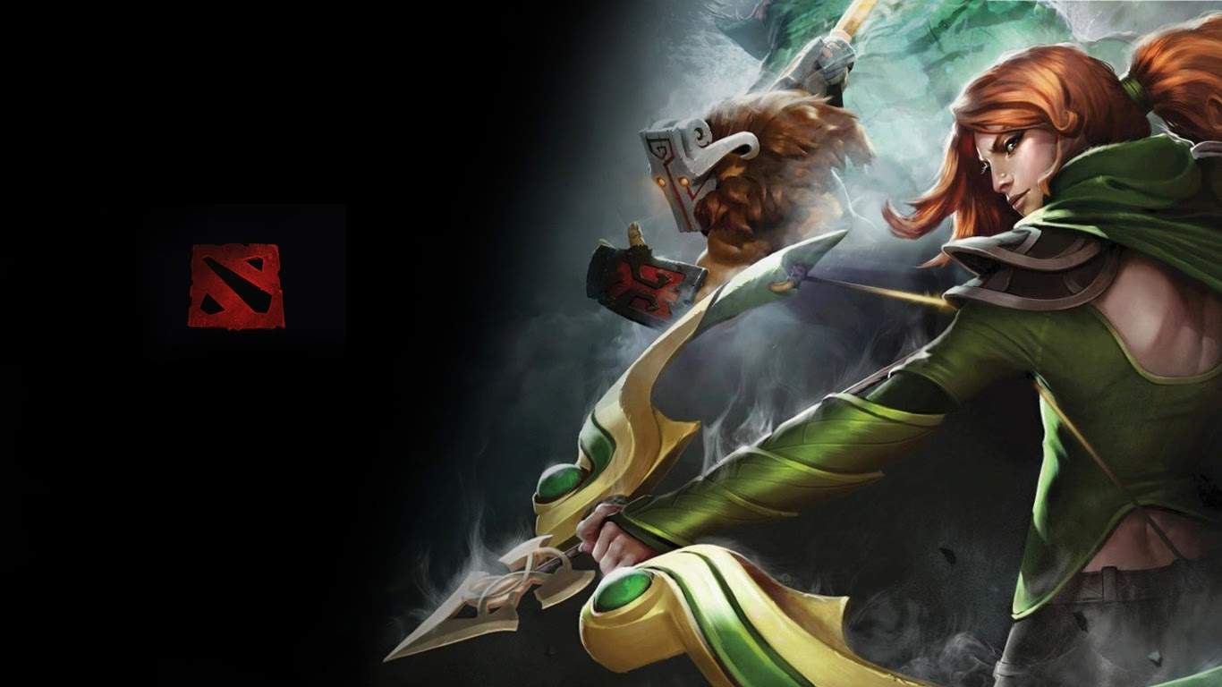 Review Hero Windranger Dalam Game Dota 2