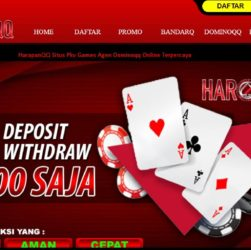HarapanQQ Situs Pkv Games Agen Dominoqq Online Terpercaya