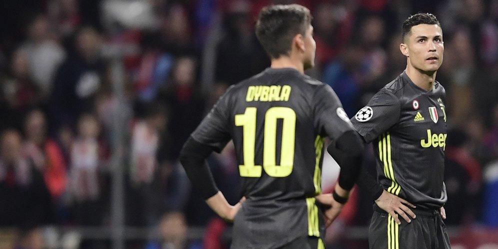 Ronaldo Tetap Yakin Juventus Bisa Melawati Masa Kritis Di Liga Champions
